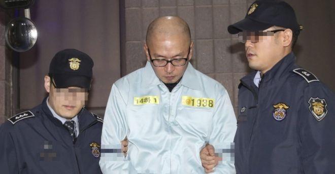 Một đạo diễn Hàn Quốc bị bắt do liên quan cáo buộc tham nhũng của Tổng thống