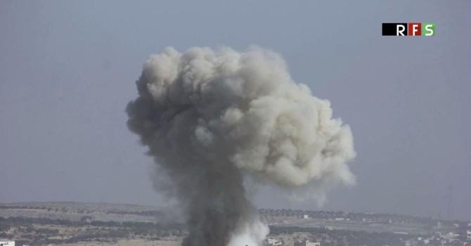 3 thủ lĩnh phiến quân bị tiêu diệt trong đợt không kích ở bắc Syria