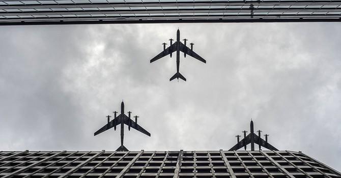 Không quân Nga thêm 5 siêu máy bay ném bom mới