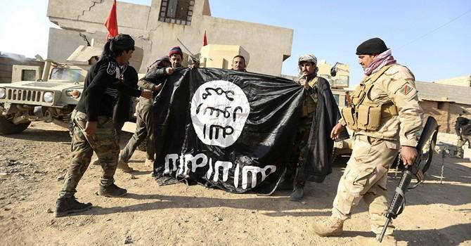Cảnh sát Iraq chiếm trụ sở của chiến binh IS đến từ Chechnya