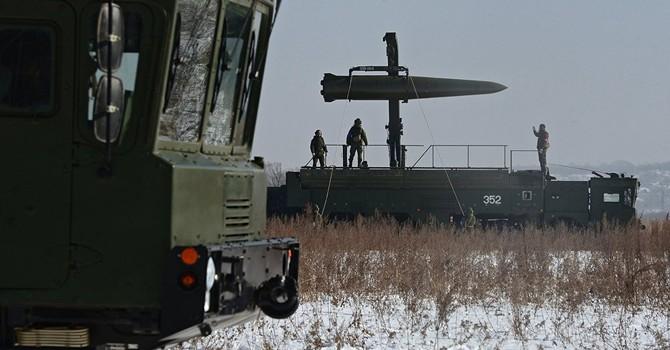 Nga nuôi tham vọng tăng gấp đôi sức mạnh lực lượng tên lửa và pháo binh