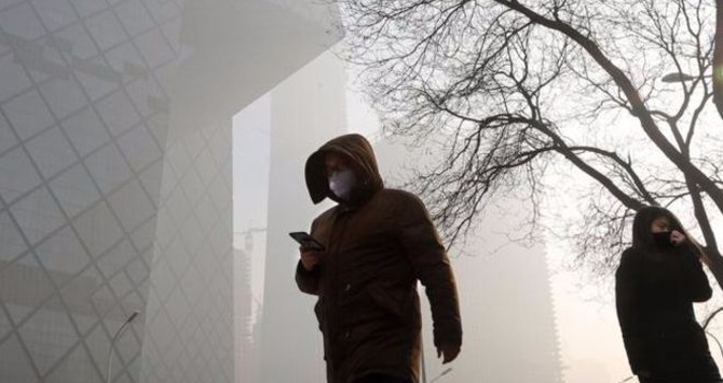 Bắc Kinh: Nhiễm khói độc khiến cảnh sát vào cuộc