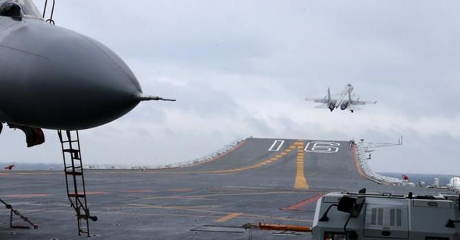Trung Quốc dự kiến đóng hàng không mẫu hạm thứ ba