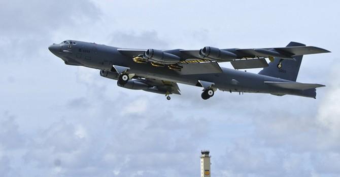 """Nga tố """"pháo đài bay"""" B-52 Mỹ ném bom giết chết 20 thường dân Syria"""