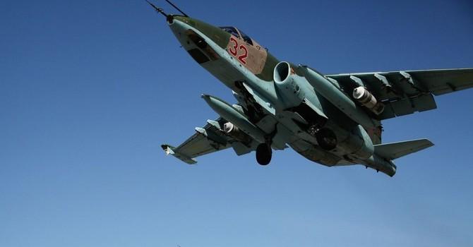 """Không quân Mỹ """"phát hoảng"""" với tiêm kích Nga trên bầu trời Syria"""
