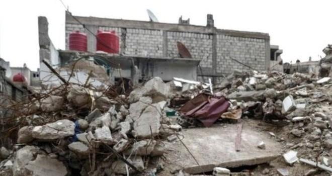 Lực lượng nổi dậy tấn công vào ngoại ô thủ đô Syria