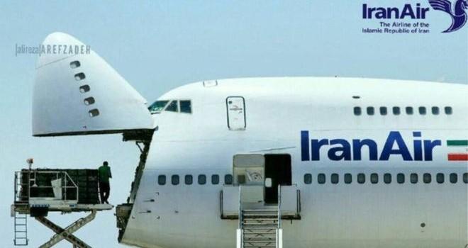 Iran điều 5 máy bay chở đầy thực phẩm tới Qatar