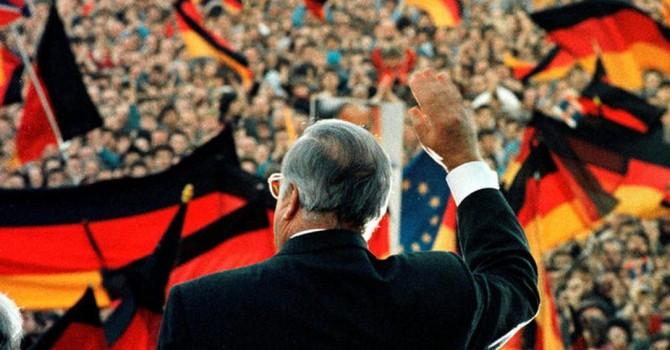 Ông Helmut Kohl - người thống nhất nước Đức đã từ trần