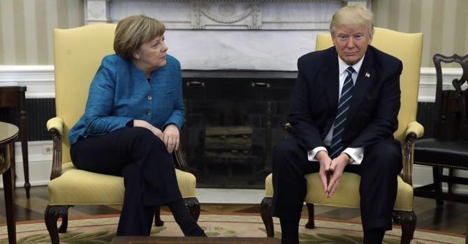 Mỹ trừng phạt kinh tế Nga: Vì sao Đức dọa trả đũa Mỹ?