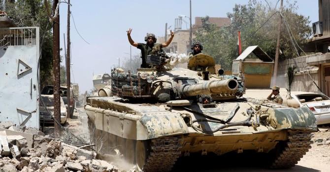 Quân đội Iraq quyết chiến với IS trận cuối ở Mosul