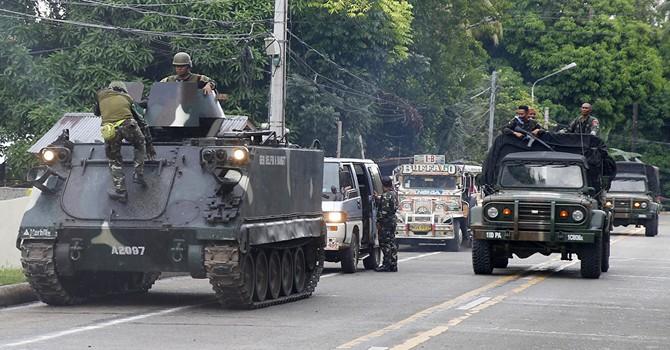 Phiến quân thân IS tấn công trường học, bắt cóc học sinh ở Philippines