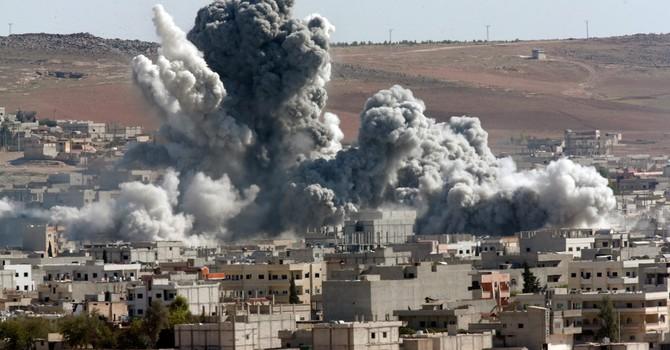 Israel lại tấn công vị trí của quân đội Syria ở biên giới