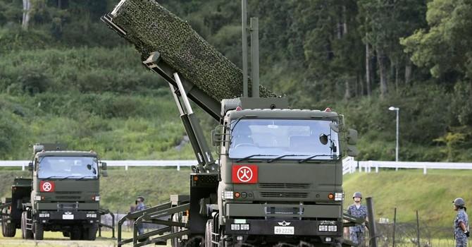 Nhật Bản triển khai hệ thống Patriot để phòng chống tên lửa Triều Tiên