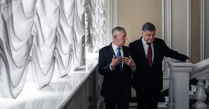 Chủ nhân Lầu Năm Góc mang thiết bị quân sự cho quân đội Ukraine