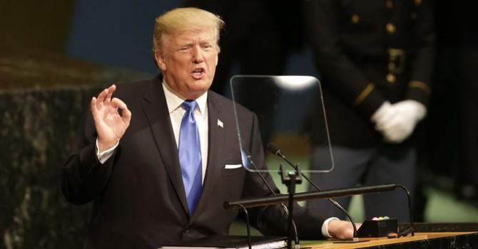 """Tại Liên hiệp quốc, ông Trump cảnh báo Mỹ có thể phải """"hủy diệt hoàn toàn"""" Triều Tiên"""