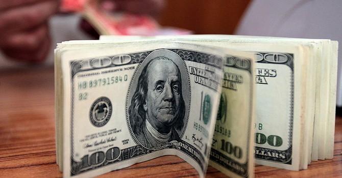 Đồng USD giảm giá sâu nhất trong 5 tuần