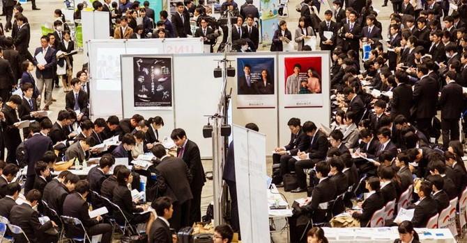 Giới trẻ Nhật đua nhau làm việc cho các tập đoàn lớn