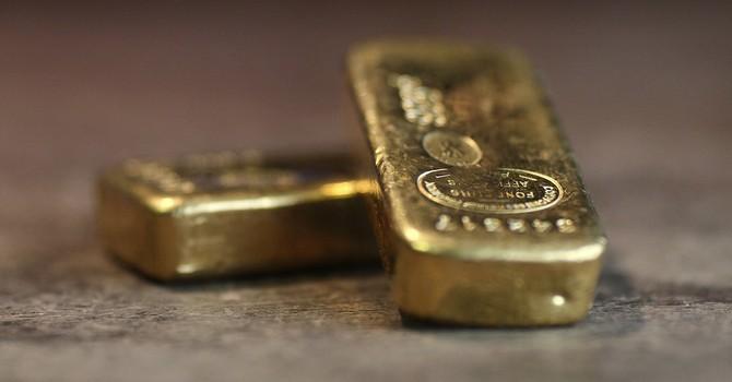 Giá vàng lên cao nhất từ đầu tháng Ba