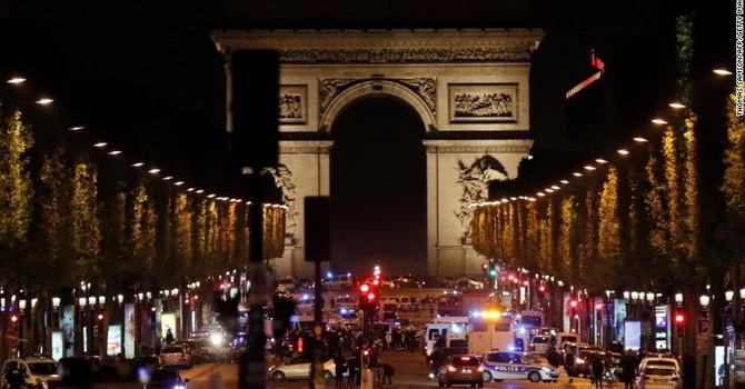 Pháp bị tấn công khủng bố, lịch sử châu Âu có sang trang?