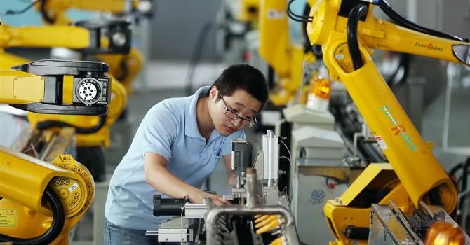 Cuộc cách mạng robot tại Trung Quốc đang diễn ra mạnh mẽ