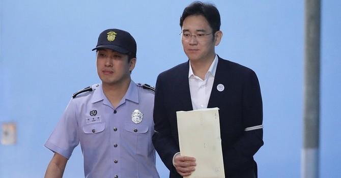 Tương lai của Samsung ra sao nếu phó chủ tịch ngồi tù?