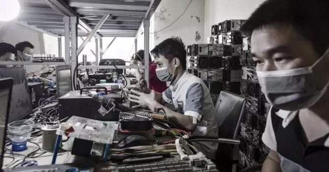 Châu Á sẽ dẫn đầu thế giới về công nghệ liên quan đến tiền ảo?
