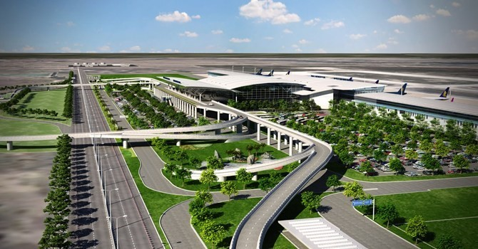 Nhầm thiết kế, sân bay Quảng Ninh vẫn sẽ sớm khởi công
