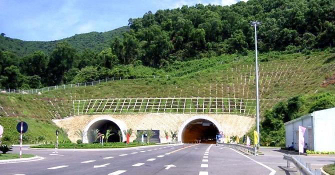 4.900 tỷ đồng xây hầm qua đèo Cù Mông