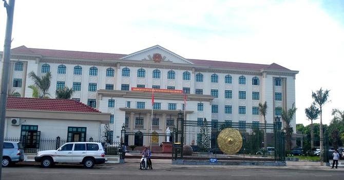 Hà Tĩnh muốn xây trung tâm hành chính 1.500 tỷ đồng