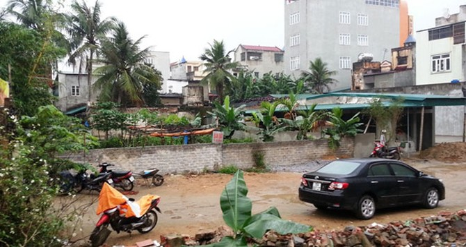 Thanh Hóa: Dự án xen cư hồ Toàn Thành lấy đất hợp pháp của dân đem bán