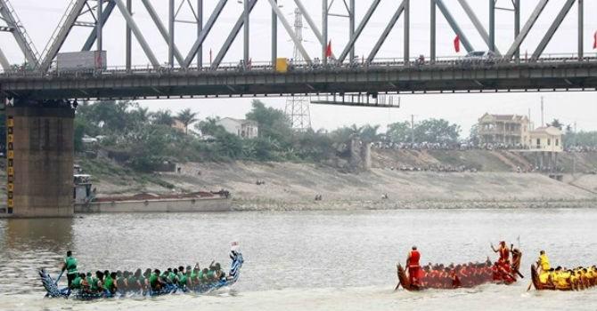 Đề xuất đầu tư gần 1.500 tỷ đồng xây dựng cầu Việt Trì-Ba Vì