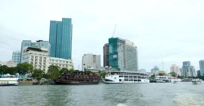 TP. HCM quy hoạch Công viên cảng Bạch Đằng thành khu du lịch trên sông