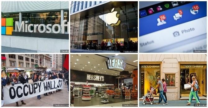 Những thương hiệu bị ghét nhất thế giới (P.2)