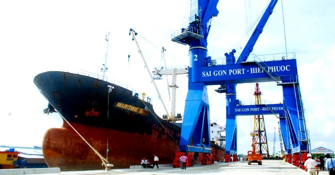 TP.HCM xây đường 4 làn xe nối cảng Sài Gòn - Hiệp Phước