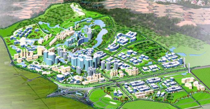 Quy hoạch đô thị Hòa Lạc rộng gần 17.300ha