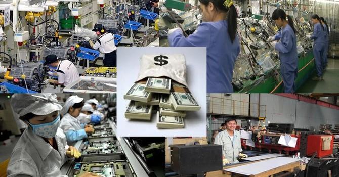 Việt Nam nhập siêu gần 2,4 tỷ USD trong quý I