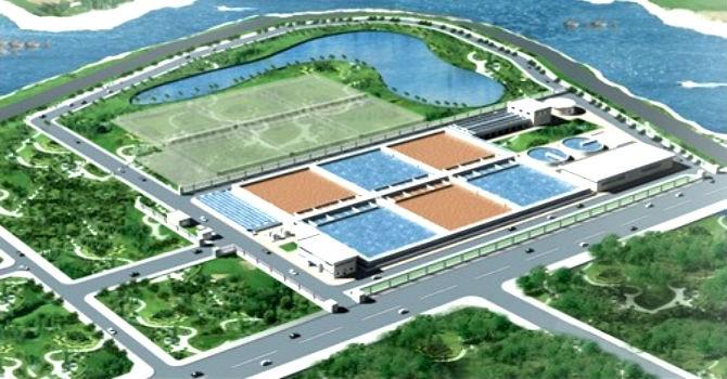 TP.HCM: Cắt 1/2 diện tích xây dựng Nhà máy xử lý nước thải Tham Lương - Bến Cát