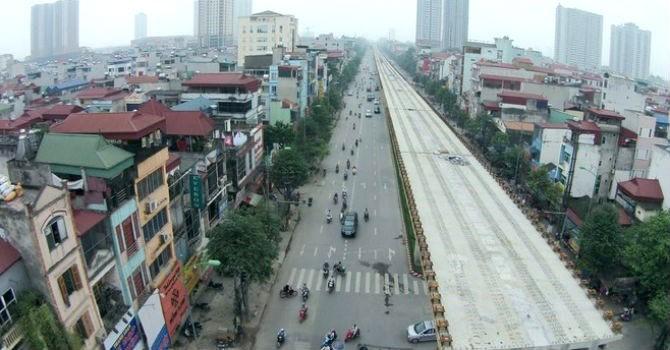 """Địa ốc 24h: Đường sắt trên cao hoàn thành, đất Hà Đông có """"sốt"""" trở lại?"""