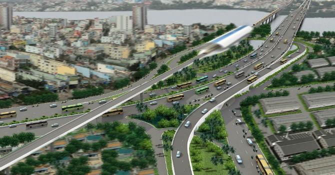 TP.HCM: Năm 2017 sẽ vận hành tuyến metro số 1