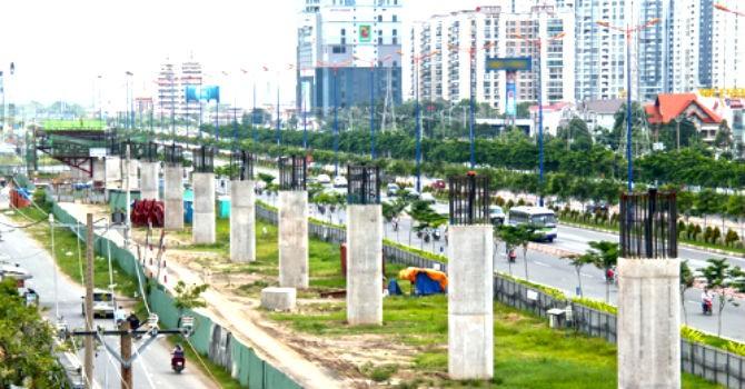 Địa ốc 24h: Giá đất TP.HCM sẽ tăng 20% khi tuyến metro đi vào hoạt động