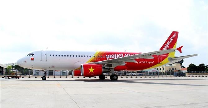 Vietjet muốn sân bay quốc tế Cát Bi thành căn cứ thứ 4