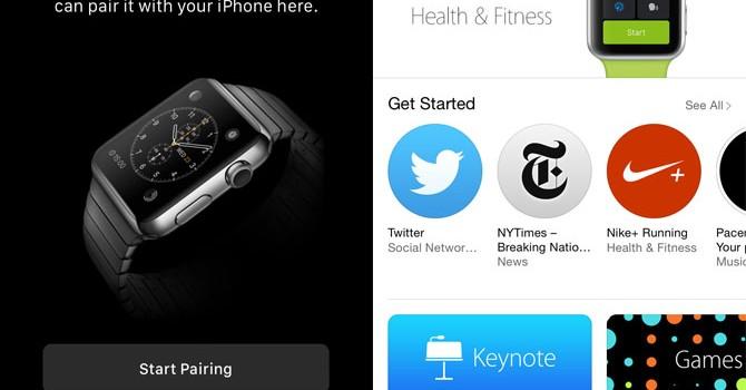 Apple ra mắt kho ứng dụng dành cho Apple Watch