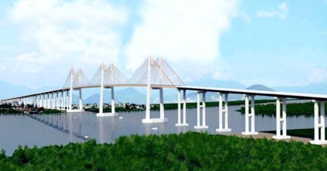 Cuối năm 2016, khánh thành cầu Bạch Đằng nối Quảng Ninh - Hải Phòng