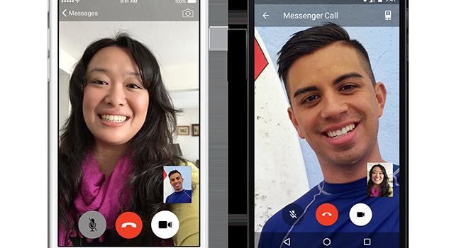 Facebook Messenger có thêm tính năng gọi video, chưa áp dụng ở Việt Nam