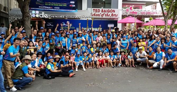 CLB Doanh Nhân 2030 và hành trình 10 năm Caravan làm từ thiện