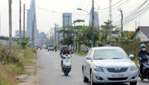 TP.HCM: 700 tỷ đồng mở rộng gấp 3 đường Lương Định Của
