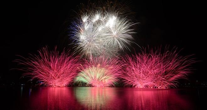 Những màn trình diễn pháo hoa đặc sắc ở Đà Nẵng