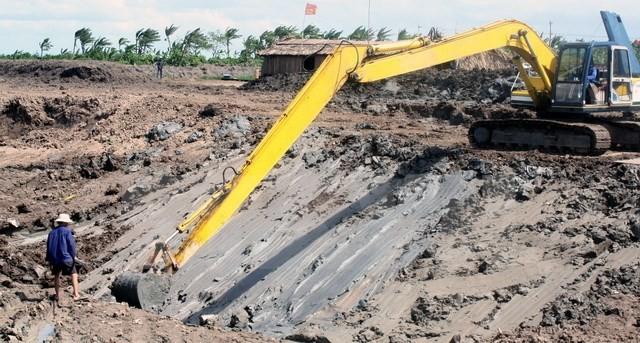 Cà Mau duyệt hơn 1.690 tỷ đồng nâng cấp tuyến đê biển Tây