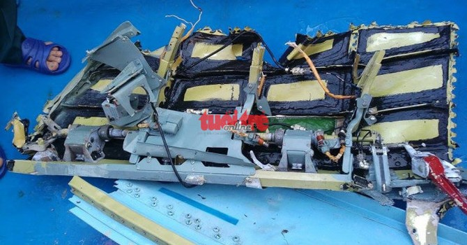 Hai máy bay Su 22 rơi do va chạm
