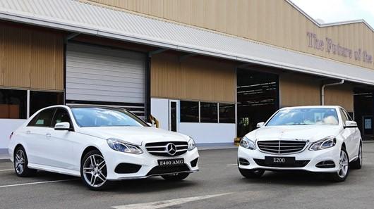 Mercedes-Benz Việt Nam triệu hồi nhiều dòng xe